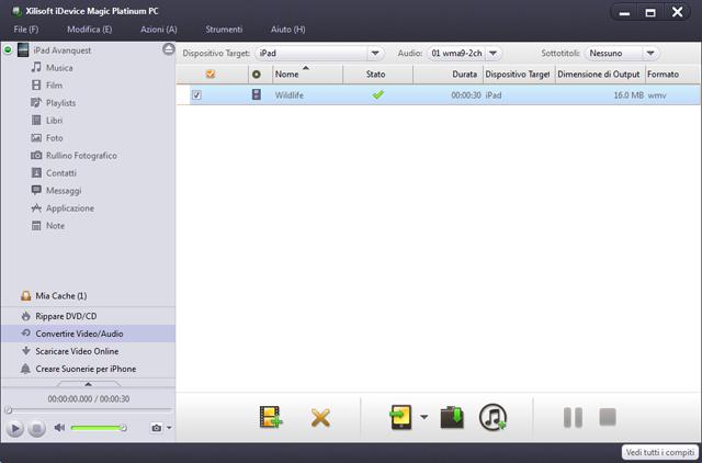 Convertire, gestire e condividere file tra iPad, iPhone, iPod e PC non è mai stato così facile!