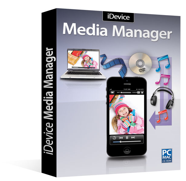 iDevice Media Manager per Windows