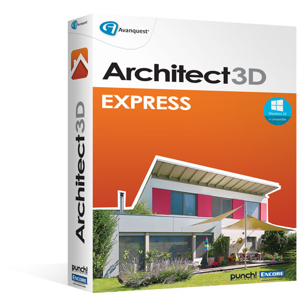 Architect 3D Express 2016