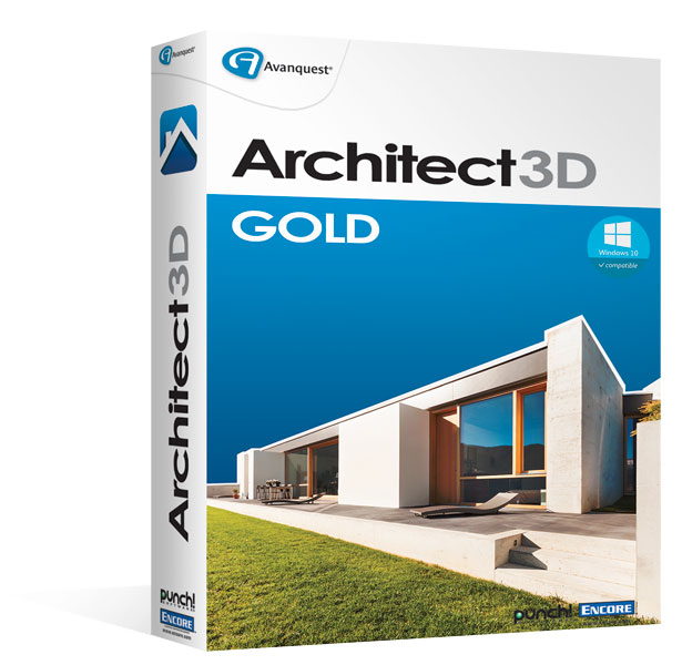 Architect 3D Gold 2016 (V18)