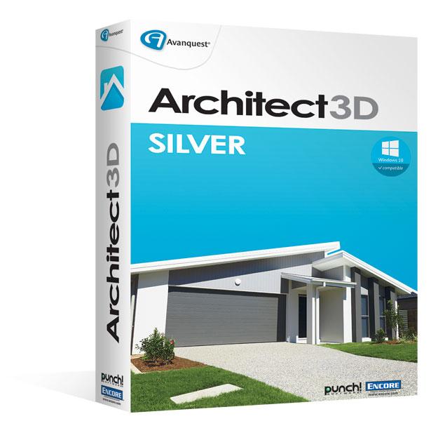 Architect 3D Silver 2016 (V18)