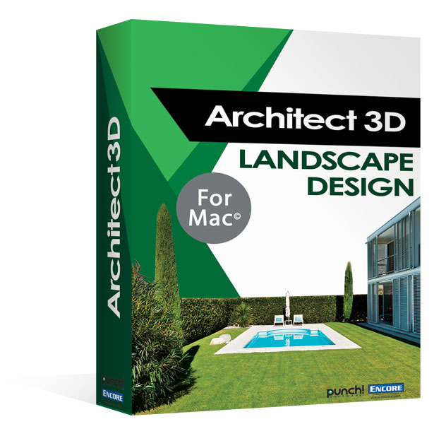 Architect 3d Landscape Design 2017 V19 Plan Design