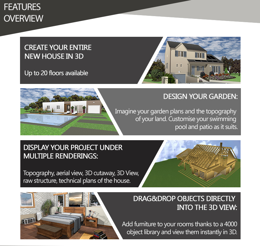 Architect 3D Ultimate 2017 - The ultimate solution to help you ...