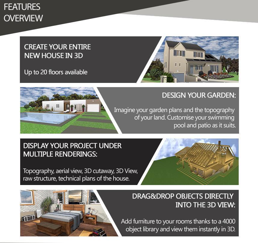 Home interior design software free