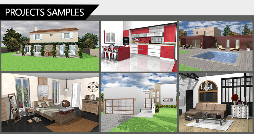 Architect 3d ultimate 2017 the ultimate solution to help for Virtual architect ultimate home design