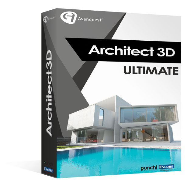 Architect 3D Ultimate 2017 (V19)