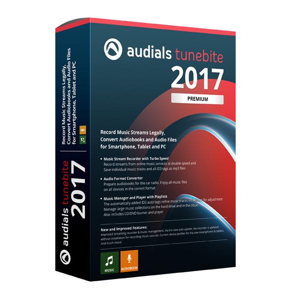 Audials Tunebite Premium 2017