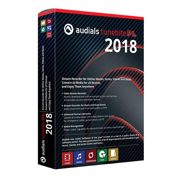 Audials Tunebite Platinum 2018