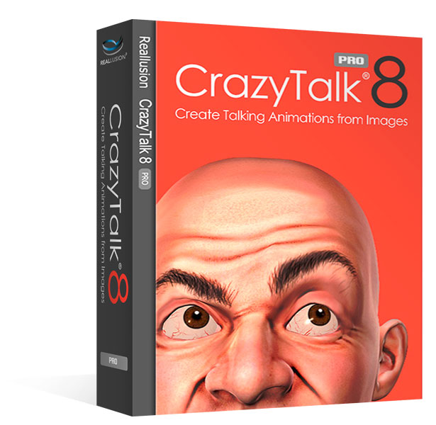 CrazyTalk 8 Pro for Mac