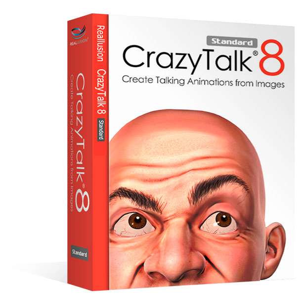 CrazyTalk 8 Standard for Mac
