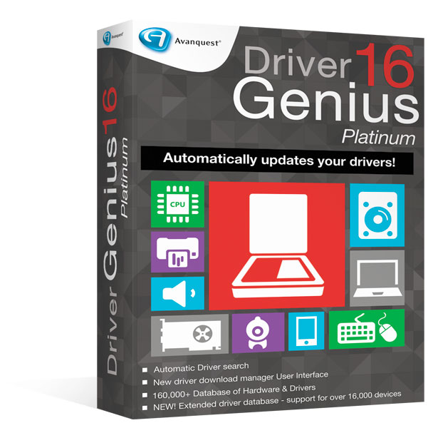 Driver Genius 16 Platinum Edition