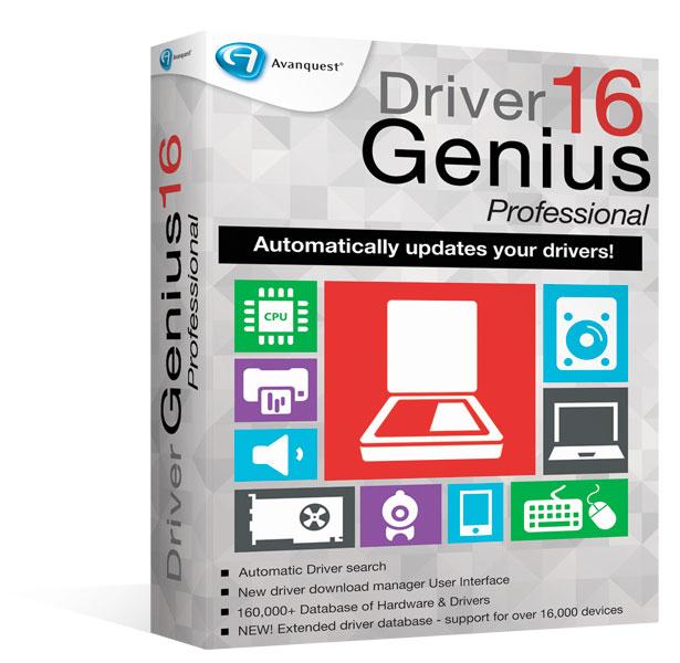 Driver Genius 16 Professional