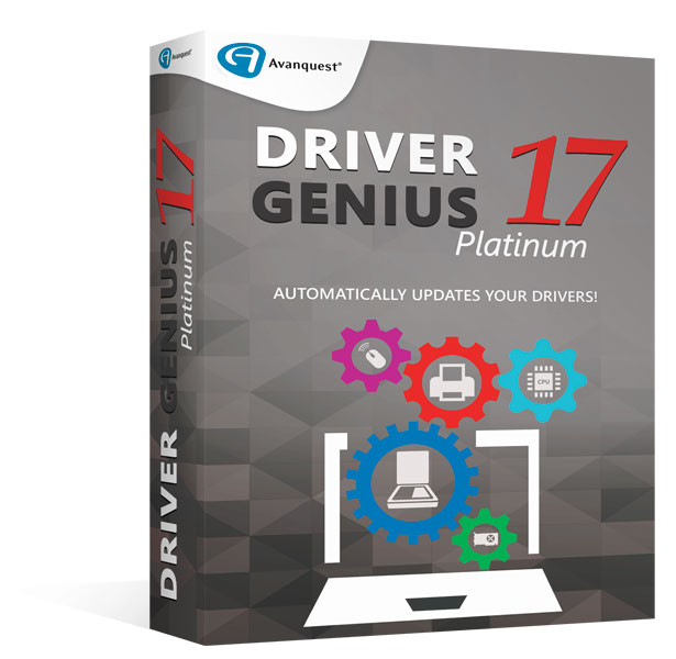 Driver Genius 17 Platinum Edition