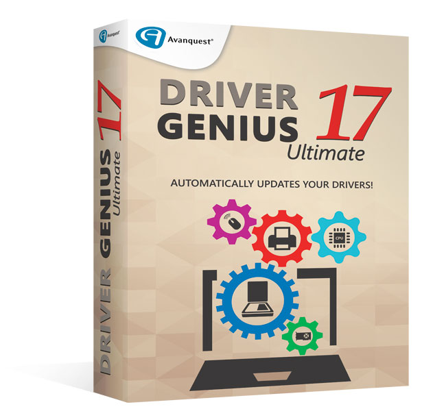 Driver Genius 17 Ultimate Edition