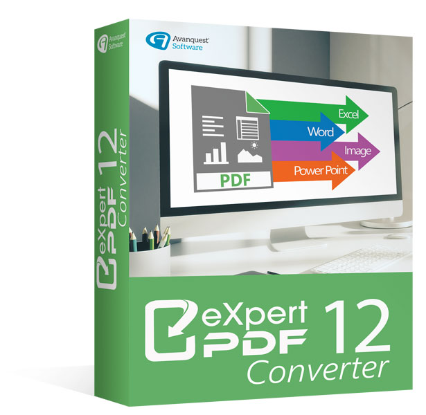 eXpert PDF 12 Converter - The fastest, easiest way to create