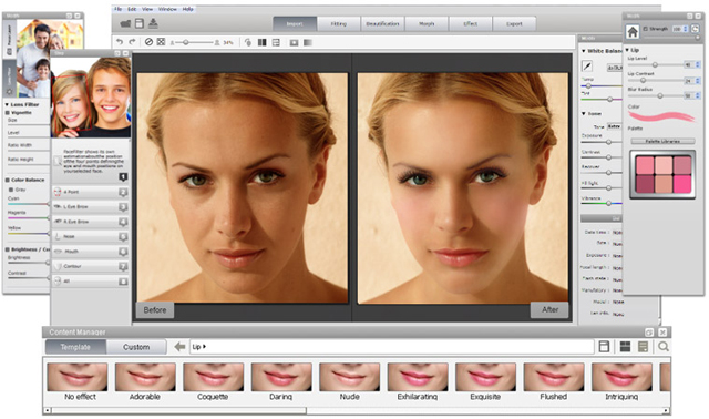 The ultimate portrait editing toolkit