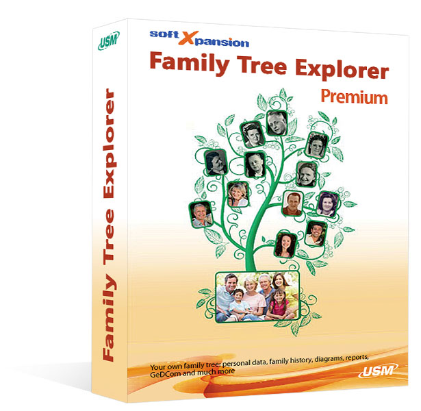 Family Tree Explorer Premium