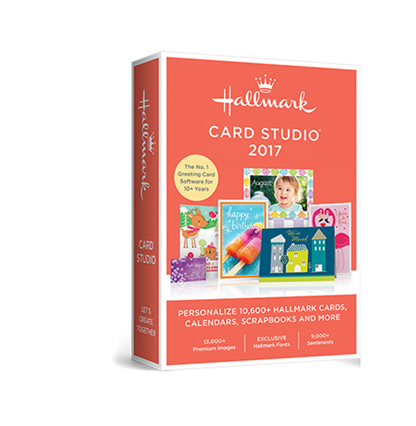 Hallmark Card Studio 2017