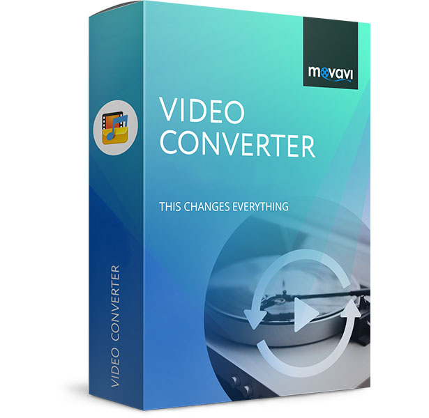 Movavi Video Converter 8 for Mac