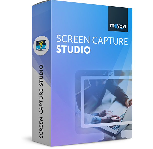 Movavi Screen Capture Studio 5 for Mac