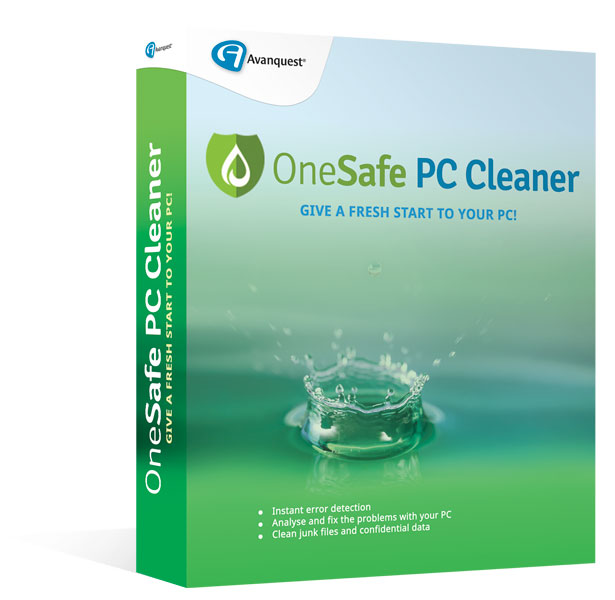OneSafe PC Cleaner 4