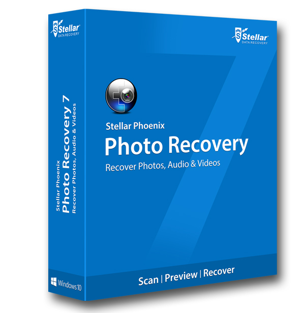 Stellar Phoenix Photo Recovery 7 for Windows