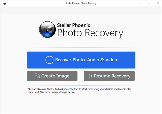 Recover digital photo, images and pictures from all external storage devices!