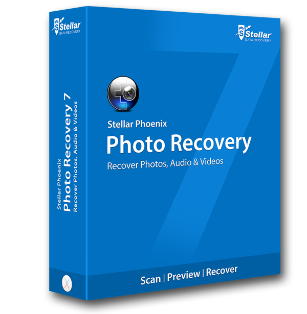 Stellar Phoenix Photo Recovery 7 for Mac