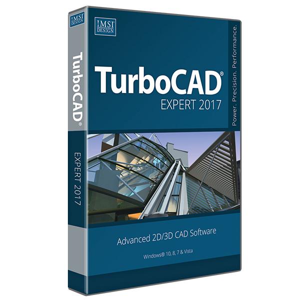 TurboCAD 2017 Expert