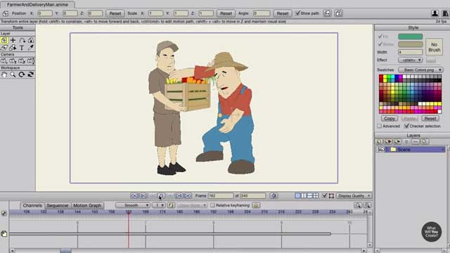 Anime Studio Pro 11 0 0 15858ساخت کارتون و انیمیشن - 37