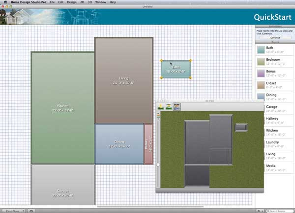 Architect 3D Mac - Design and equip your dream home down to the ...