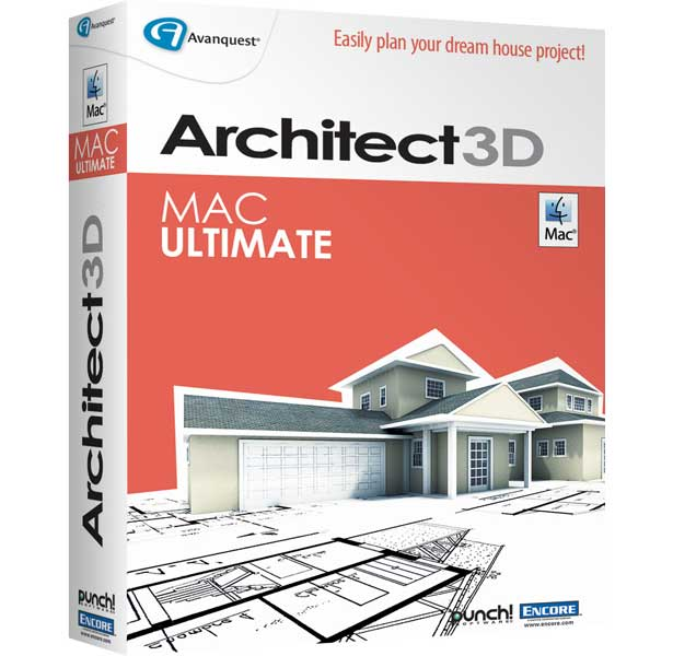 Architect 3d For Macintosh Ultimate Edition The Ultimate