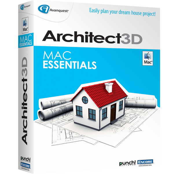Architect 3d Macintosh Design And Equip Your Dream Home