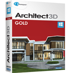 Architect 3D Gold 2015 (V17.6)
