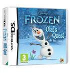 Frozen Olafs Quest DS