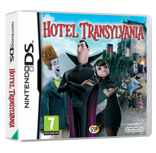 Hotel  Transylvania DS