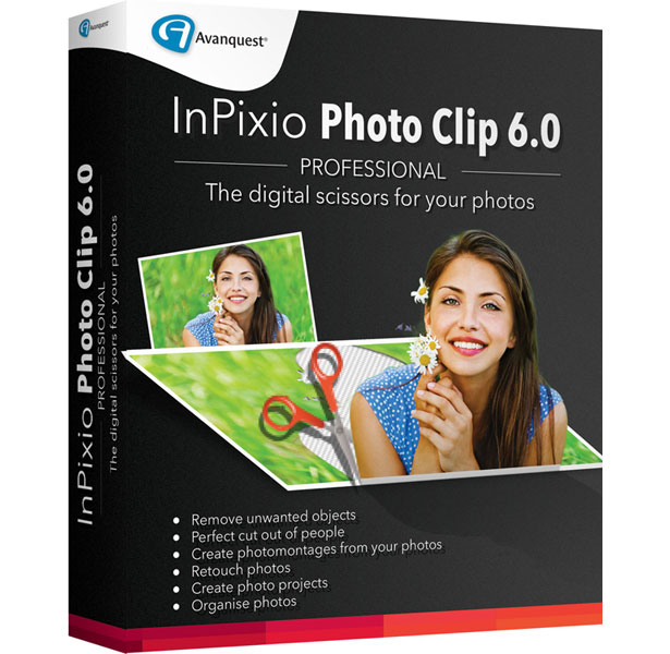 InPixio Photo Clip 6.0 Professional