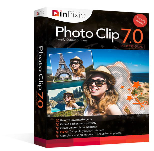 InPixio Photo Clip Professional 7