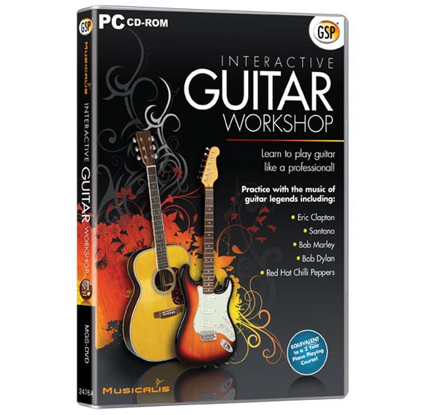 Interactive Guitar Workshop