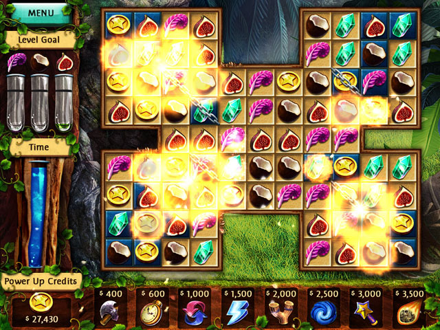 Restore the Tree of Life in this magical Match-3  puzzle game!