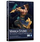 Manga Studio EX5