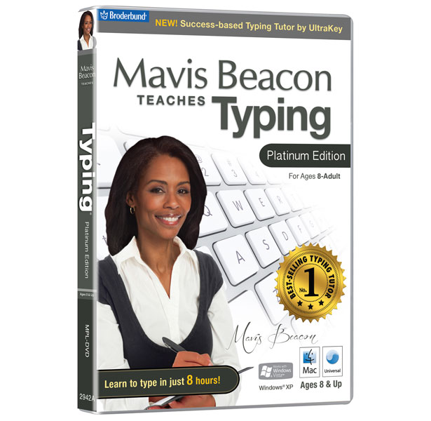Mavis Beacon Teaches Typing Platinum for Mac