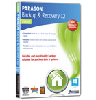 Paragon Backup & Recovery 12 (Home)
