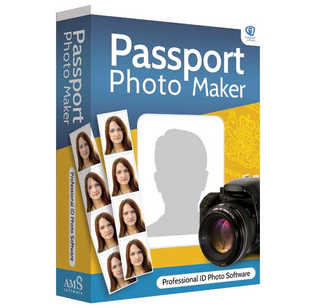 Passport Photo Maker - Create your own professional quality passport