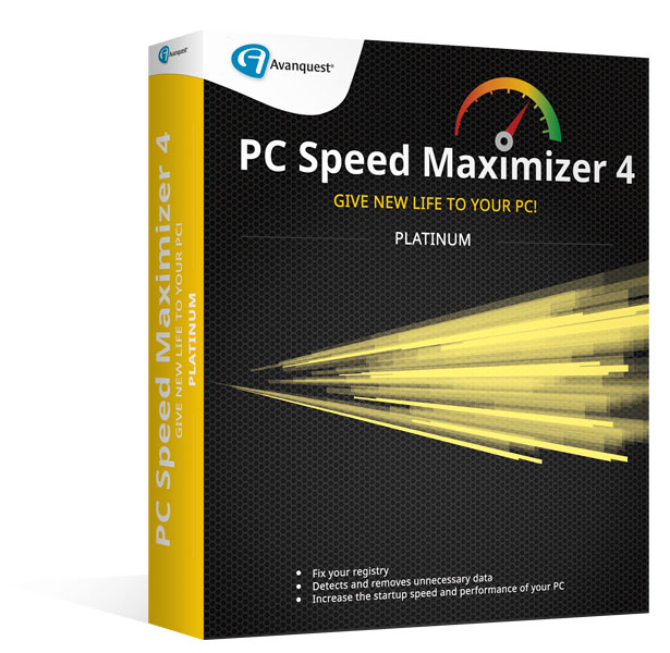 PC Speed Maximizer 4 Platinum