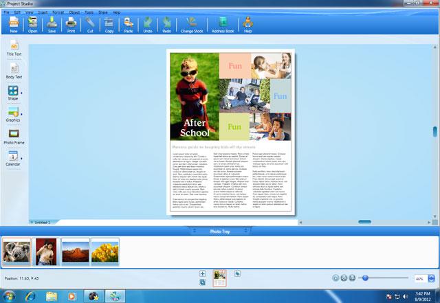 The Complete Digital Photo Studio™