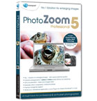 PhotoZoom Pro 5 Windows®