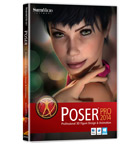 Poser Pro 2014 Windows