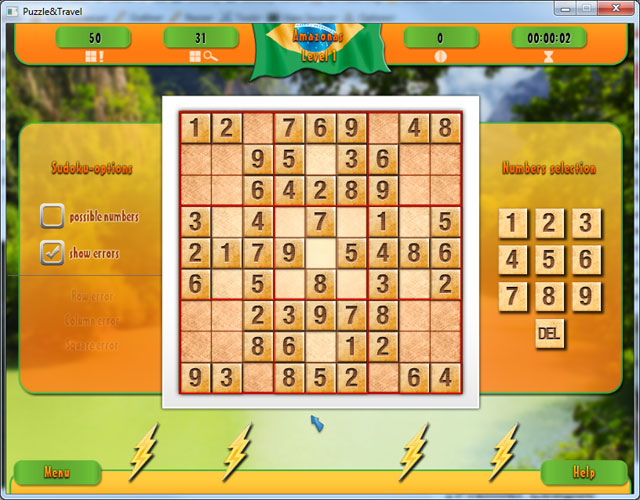 Let Puzzle&Travel take you on an exciting journey around the world!