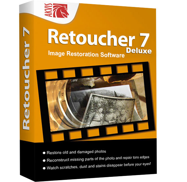 Retoucher 7 Deluxe